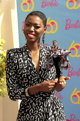 I was concerned about the doll\'s hair, says Lira of her ...