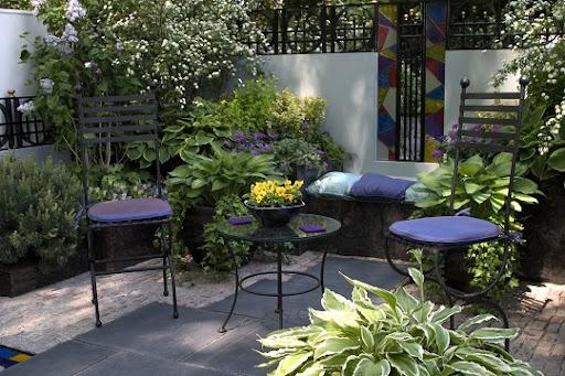 Como crear un jardin en la terraza for Jardines en la terraza
