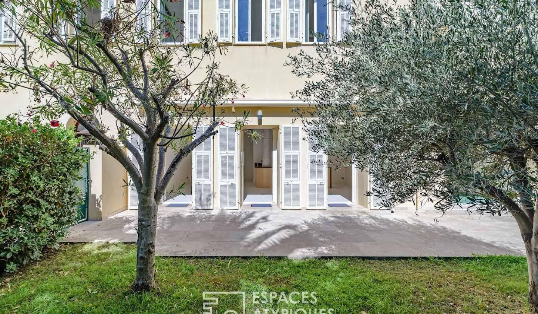 Maison avec piscine et terrasse Beaulieu-sur-Mer