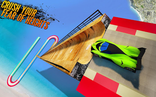 Extreme Mega Ramp Car Stunts : Impossible Tracks ss3