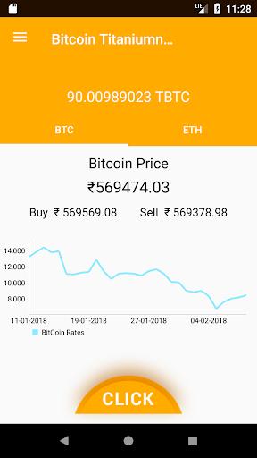 Bitcoin Titanium Wallet 1.0.1 screenshots 2