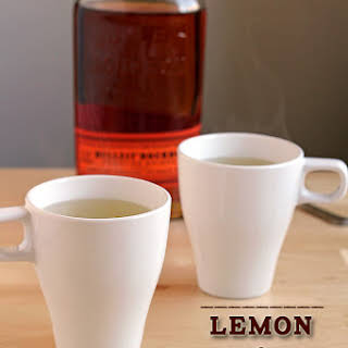 Lemon and Honey Tonic (with Buorbon).