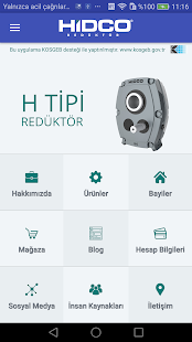 Hidco Mobil- screenshot thumbnail