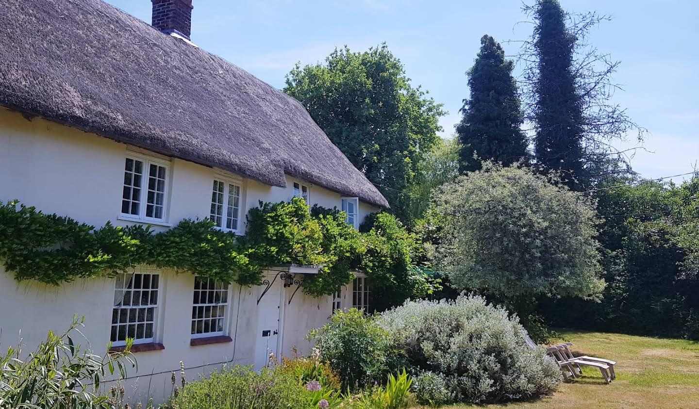 Propriété avec jardin Dorset