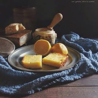 Whole Lemon Ginger Bars.