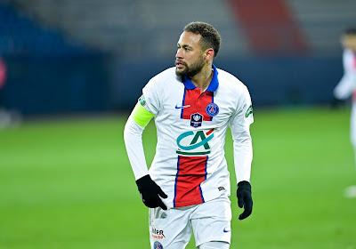 Neymar de retour à l'entraînement, Leonardo défend sa star brésilienne