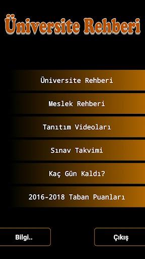 u00dcniversite Rehberi 2018 v 4.8.2 screenshots 9