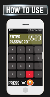 Calculator Locker Photo Video Gallery Privacy Lock - náhled