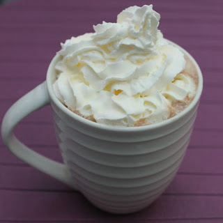 Low Carb Hot Chocolate.
