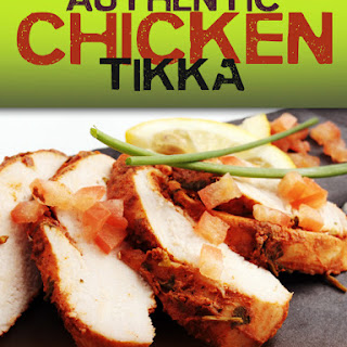 Authentic Chicken Tikka