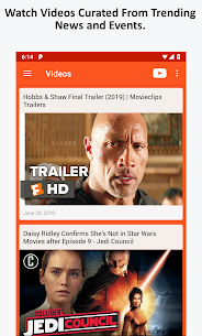 Movie News, Videos, & Social Media App Download For Android 3