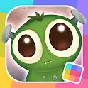 Dr. Schplot's Nanobots: Fun Match-3 Puzzles icon