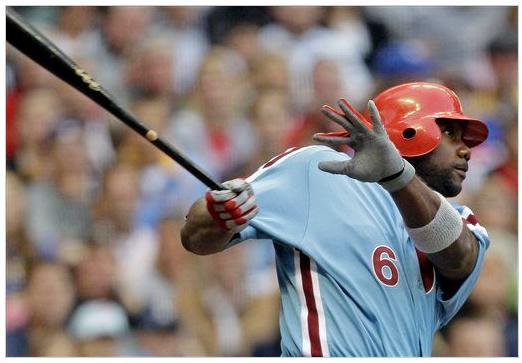 How to Be Uniform Snob: Phillies vs. Braves (1974 ...