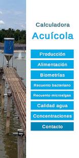 App Calculadora Acuícola APK for Windows Phone