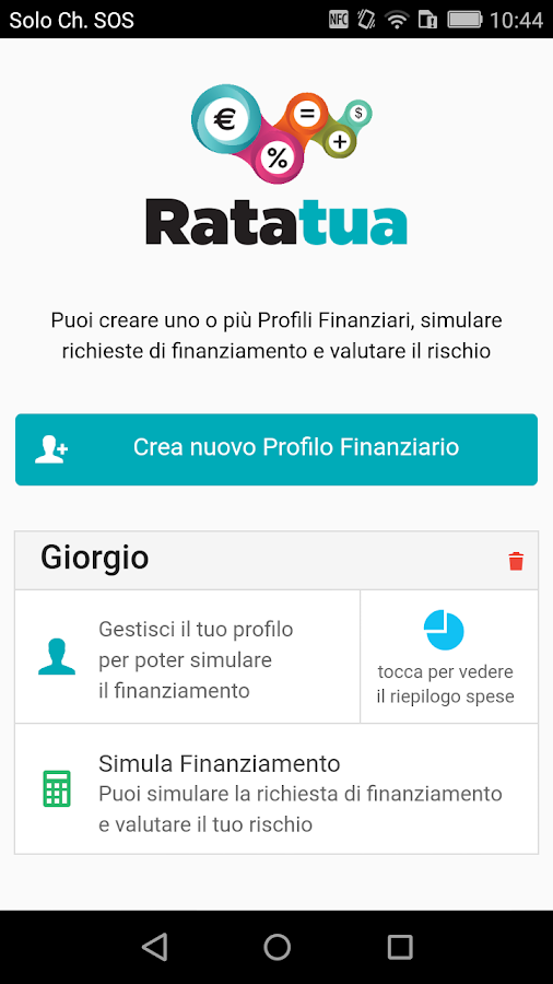 Ratatua- screenshot