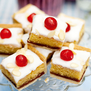 Bakewell Tart With Icing Recipes