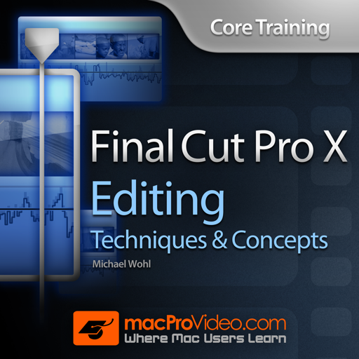 Editing Course For FCPX 音樂 App LOGO-APP試玩