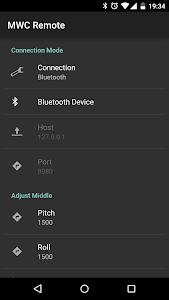 MWC Remote screenshot 0