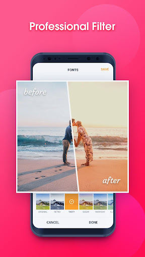 Screenshot for Photo Editor Pro: Photo Collage, Picture Editor in United States Play Store