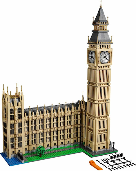 Contenido de Lego® 10253 Big Ben
