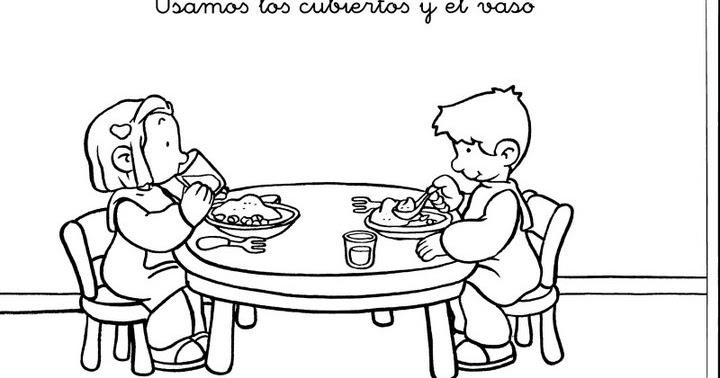 Escuela Especial Abierta: RUTINAS USAMOS CUBIERTOS Y VASOS