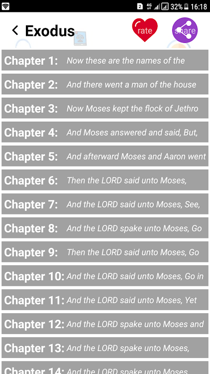 Audio Bible Free - King James Bible (KJV) – (Android Apps