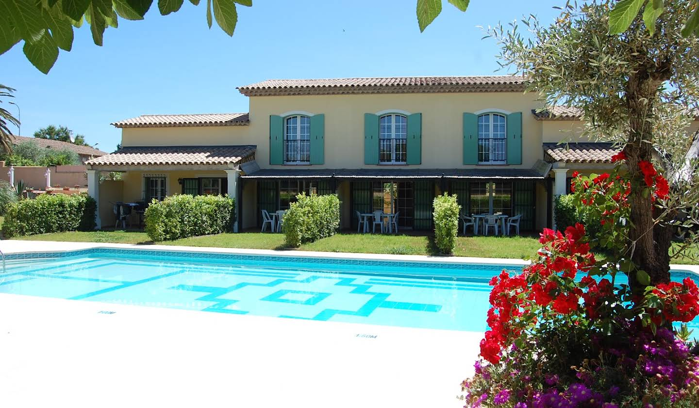 Maison avec piscine et jardin Saint-Tropez