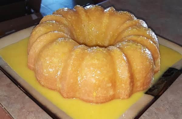 Lemon Lovers Bundt Cake Recipe