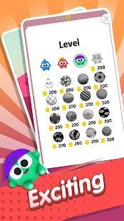 Circle Jumping Master: Slide&Roll Screenshot