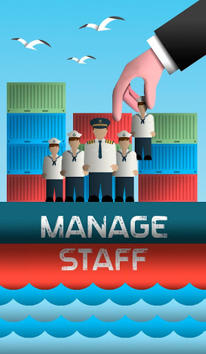 Télécharger gratuit Shipping Manager APK MOD 2