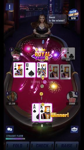 Hold'em or Fold'em - Poker Texas Holdem screenshots 4