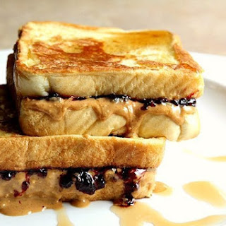 Peanut Butter & Jelly French Toast Recipe