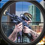 Commando City Sniper Strike Icon