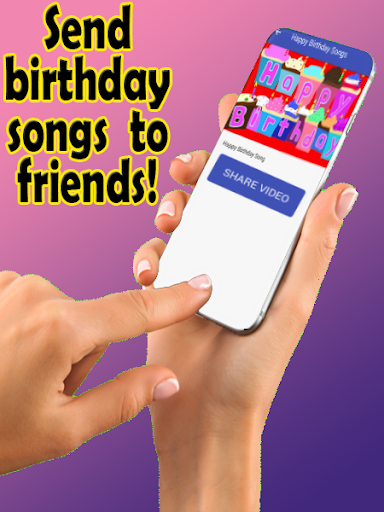 Happy Birthday Songs NEW! App Report on Mobile Action - App