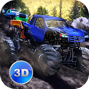 Offroad Monster Truck Rally