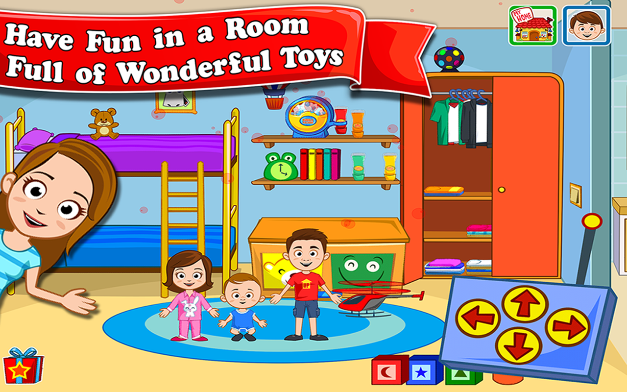 My Town Home Dollhouse Android Apps On Google Play