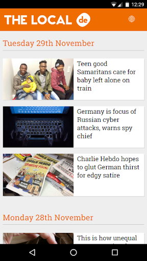 The Local - European News 3.1.0 screenshots 2