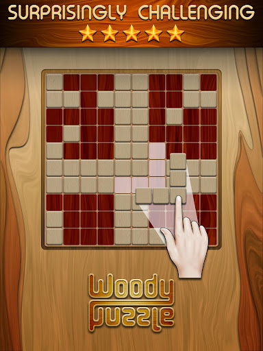 Woody Block Puzzle u00ae screenshots 1