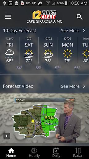 免費下載天氣APP|KFVS12 First Alert Weather app開箱文|APP開箱王