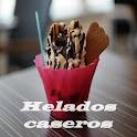 Helados caseros- recetas icon