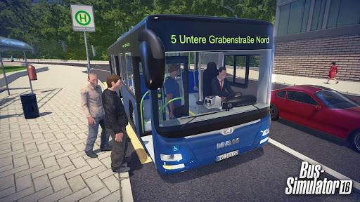 Bus Simulator Real Traffic