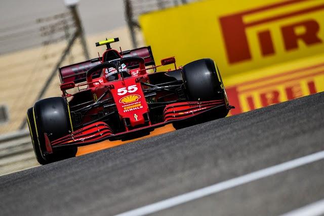 Sainz será el segundo español en correr en Ferrari