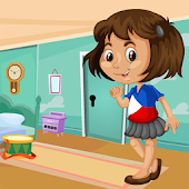 Pretty Girl Rescue Kavi Escape Game-293 Android APK Download Free By Kavi Games