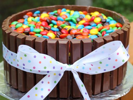 生日蛋糕创意