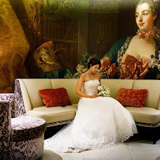 Wedding photographer Kristina Gryazin (ArtofLight). Photo of 31.10.2017