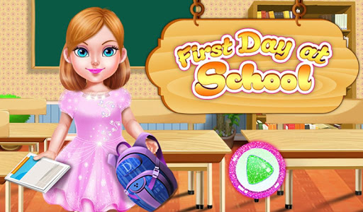 First Day at School for PC