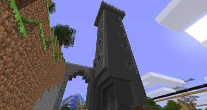 Photo: John's tower.