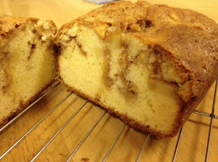Apple Cinnamon Loaf Recipe