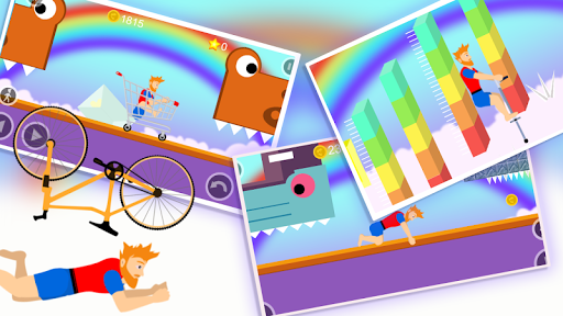 Scary Wheels: Don't Rush! android2mod screenshots 8