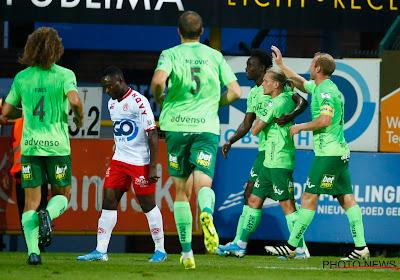 Ostende a concédé le match nul face à Courtrai